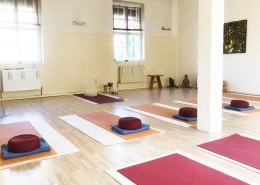 Yoga Schule Bayreuth Räumlichkeiten_Source Yogaschule Bayreuth